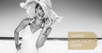 A healthy sun-kissed skin met de juiste zonbescherming